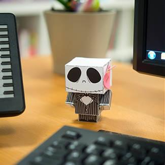 Le robot de Fabrice
