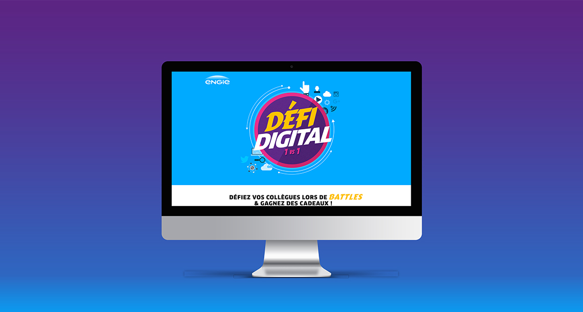 Defi digital Engie 1