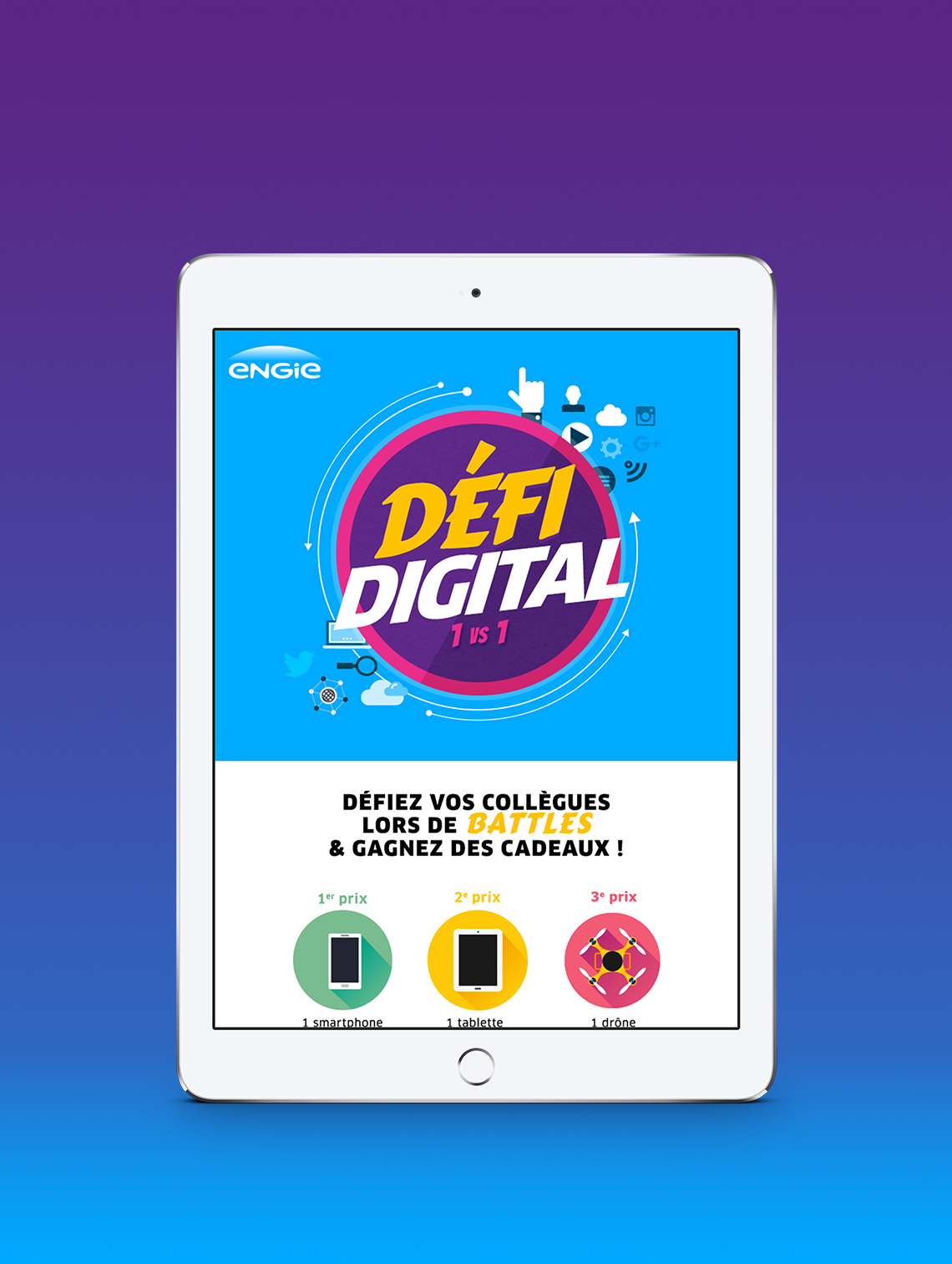 Defi digital Engie 2