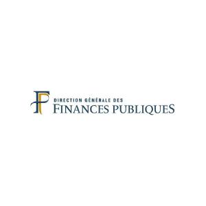 Logo Direction Générale des Finances Publiques