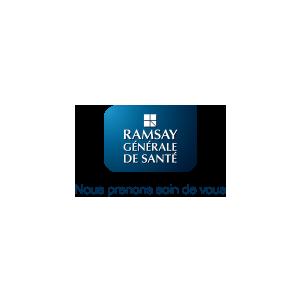 Logo Ramsay Générale de Santé