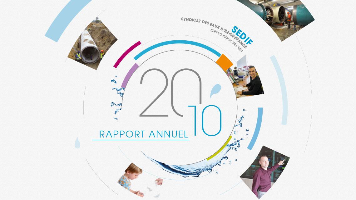 SEDIF rapport annuel, rapport d'activite, rapport developpement durable 4
