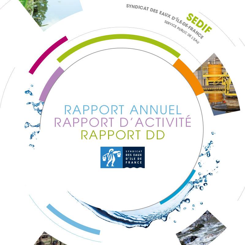 Logo L'environnement au rapport !