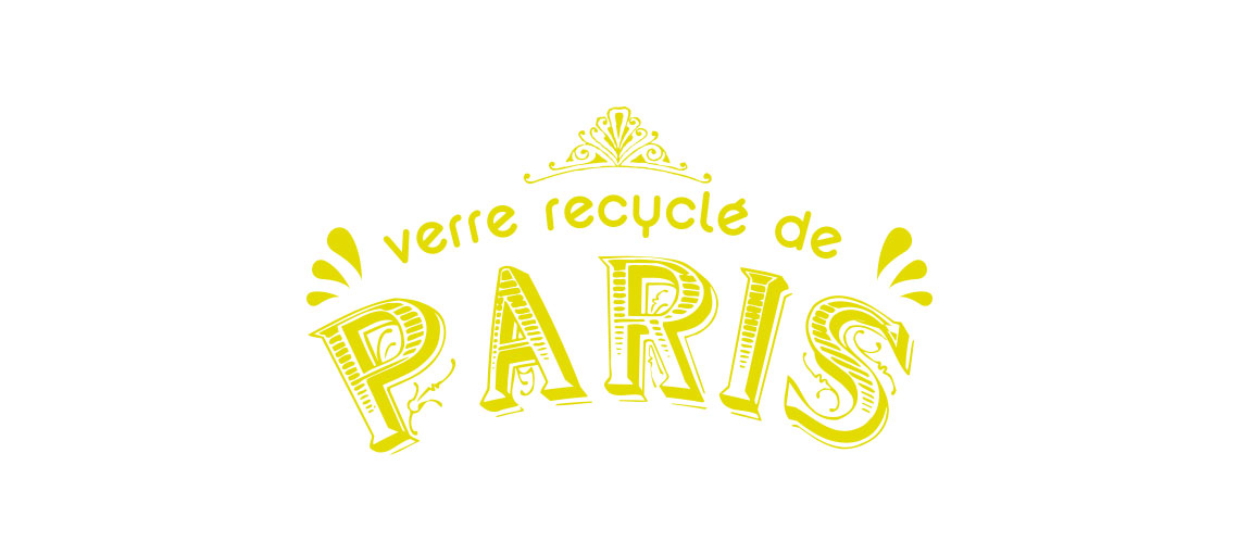 Verre recycle Mairie de Paris 01
