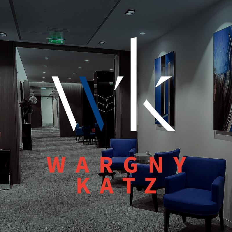 Logo Wargny Katz, évoluer sans changer