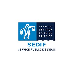 Logo SEDIF
