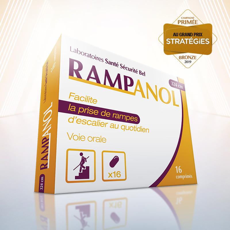 Logo Une bonne cure de Rampanol et hop !